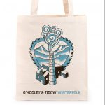 WinterFolk Tote Bag